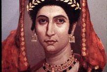 ΦΑΓΙΟΥΜ....ΑΡΧΑΙΑ ΑΙΓΥΠΤΟΣ..FAYUM...ANCIENT EGYPT...ΝΕΚΡΙΚΑ ΠΟΡΤΡΑΙΤΑ.... / Προσωπογραφίες που φιλοτεχνήθηκαν τον 1ο έως τον 3ο μ Χ. αιώνα και αποτελούν  την αρχαιότερη μορφή προσωπογραφίας....Τα πορτραίτα αυτά είχαν ταφική χρήση και πήραν το όνομά τους από την πόλη Φαγιούμ της Αιγύπτου, όπου ανακαλύφθηκαν τα πρώτα.......