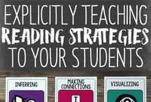 Reading and Comprehension / Strategies, resources and examples to support students in developing reading skills.