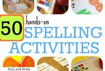 Spelling and Vocabulary / Activities and resources to develop spelling and vocabulary knowledge and skills.