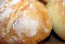 The bread shack. / Flour creations