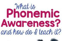 Phonics and Word Knowledge / Phonics activities and resources for teachers to support students in developing word knowledge.