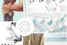 MOODBOARDS / Paneles de inspiración para definir tu imagen de marca