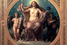 ΑΦΡΟΔΙΤΗ....VENUS.... / GREEK MYTHOLOGY .... Aphrodite....Εικόνες [ Ζωγραφική...Γκραβούρες και Χαρακτικά..] με παραστάσεις της Θεάς Αφροδίτης....εμπνευσμένες απο την Ελληνική Μυθολογία..!!!!