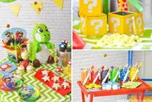 Party Planning / Birthday Party Ideas, Inspiration, Tips, Themes, and more! #birthday #party #partytheme / by Mommyhood, Make up, and Must Haves