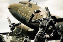 Dieselpunk/Art Deco
