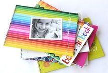 Every Child is an Artist / Unleash and capture a child's creativity with Macaroon's personalised range of Art stationery - note cards, stickers, doodle pads, sketch pads and art journals