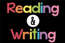 Reading & Writing / Kindergarten - Second Grade Reading and Writing Pinterest Board: games, activities, resources and ideas for teaching. / by Lavinia Pop