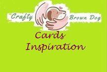 Inspiration Cards / Inspiring ideas for when I get creators block