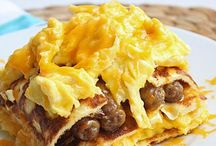 Breakfast Recipes / by Valerie P