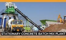Construction equipment videos / See videos of construction equipment that are manufactured by Atlas Industries. There are videos of asphalt batch mix plants, concrete batch mix plants, wet mix plants, mobile drum mixers, portable concrete plants, stationary asphalt drum mix plant, bitumen sprayers, small asphalt drum mix plant, mobile concrete plants, etc.