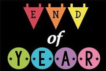 End of Year / Kindergarten - Second Grade Back to School Pinterest Board: games, activities, resources and ideas for teaching. / by Lavinia Pop