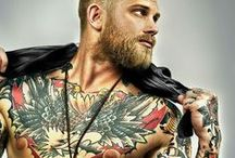 TATTOO STYLE / Tattoo & Hairstyle