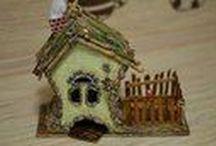 Чайный домик / teahouse / Чайные домики созданы без использования заготовок! Полностью ручная работа!   Tea houses are created without the use of blanks ! Completely handmade !