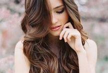 | hairstyles i love | / Airy and natural hairstyles – lockere und natürliche Frisurenideen