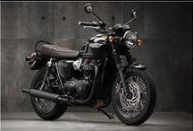 Motorbike / Motorbikes