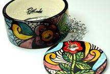 Jewelry / Gioielli in ceramica sottocristallina