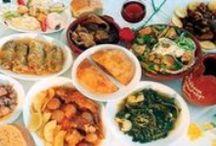 Κρητικό φαγητό - Cretan Food