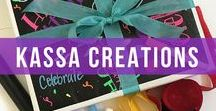 Kassa Creations / Doodles & works of art made with chalk markers.