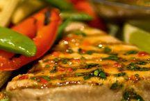 Tuna recipes / #bluefintunafever