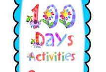 100 Days / by Kishori Chhotu