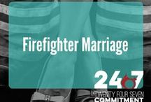 Firefighter Marriage