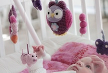 Crochet -  toys for babies and kids