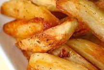 Potatoes / by Pat Garipay