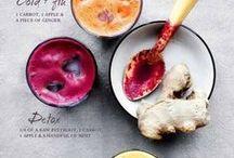 Juice, smoothies and beverage::