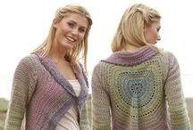 Crochet - Drops Garnstudio patterns