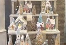 Christmas  / Santas, Christmas trees and decorations, baking, candy / by Sherri MacRaild