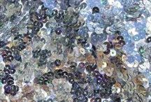 Sequin Fabrics / Lots of sparkle in a range of colors and effects!