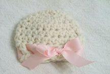 Crochet - hats, beanies and hoods
