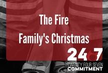 A Fire Family's Christmas