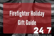 Firefighter Gift Ideas / Our Fire Wive's Favorite places to shop!