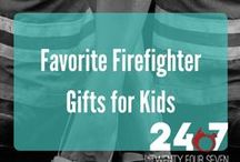 Gifts For Fire Kids / Perfect gifts for kids who love firefighters