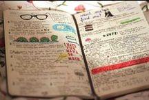Notebooks, journals, making - my raison d'être