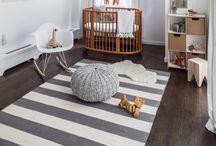 Baby- en kinderkamer ideeën