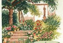 +szem kert, udvar