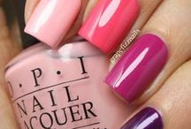 Nails / Nail polish, beautiful nails, nail art