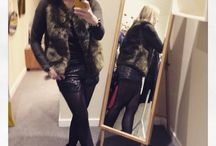 OOTD / What I wear to work as a Personal Stylist at Elys dept store Wimbledon