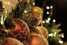 Décorations de Noël / Vous trouverez plein de décorations de noël dans ce tableau, car j'aime beaucoup cette fête et je veux la partager avec vous.
