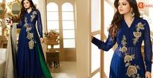 Anarkali / Online Shopping for Designer Party Wear Anarkali At Best Price. 100% Original Product at Glamzon. Buy @ http://www.liinara.com/collections/anarkali-suit