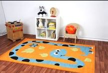 Teppiche fürs bunte Kinderzimmer / auf www.havatex.de finden sich viele schöne Teppich-Ideen fürs Kinderzimmer