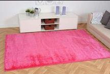 gemütliche Shaggy Teppiche / Shaggys bringen immer ein gemütliches Gefühl in die Wohnung oder ins Haus