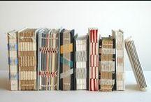 Bücher und Hefte selber binden ||| book binding and sewing / Wie näht man Bücher und Hefte? Hier gibt es schöne Ideen, Anleitungen und Anregungen. ----- How do you actually sew a book? Here are some pretty DIYs, ideas and tutorials