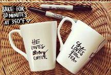 Edding kann mehr als man glaubt /// sharpie ideas and DIYs / Edding mal anders eingesetzt  ------- sharpie ideas :)