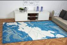 Blau wie das Meer / Blaue Räume wirken oft sehr groß und beruhigend