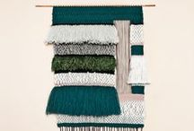 weben || weaving / Weben Anleitungen und Ideen ------ weaving inspirations and how-to's