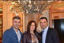 Workshop Parigi 10 Maggio 2015 / Incontro tra produttori di Lazio Terra di Sapori e buyers francesi organizzato da LTS S.r.l., Italie-France Group/Bioitalie e Prometeo Group S.r.l. nella sala eventi dell'hotel Castille di Parigi.