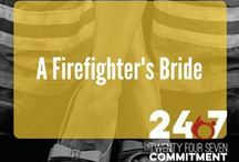 A Firefighter's Bride